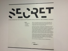 secret musuem