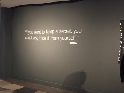 secret musuem